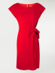 Robe Tiffany Rouge