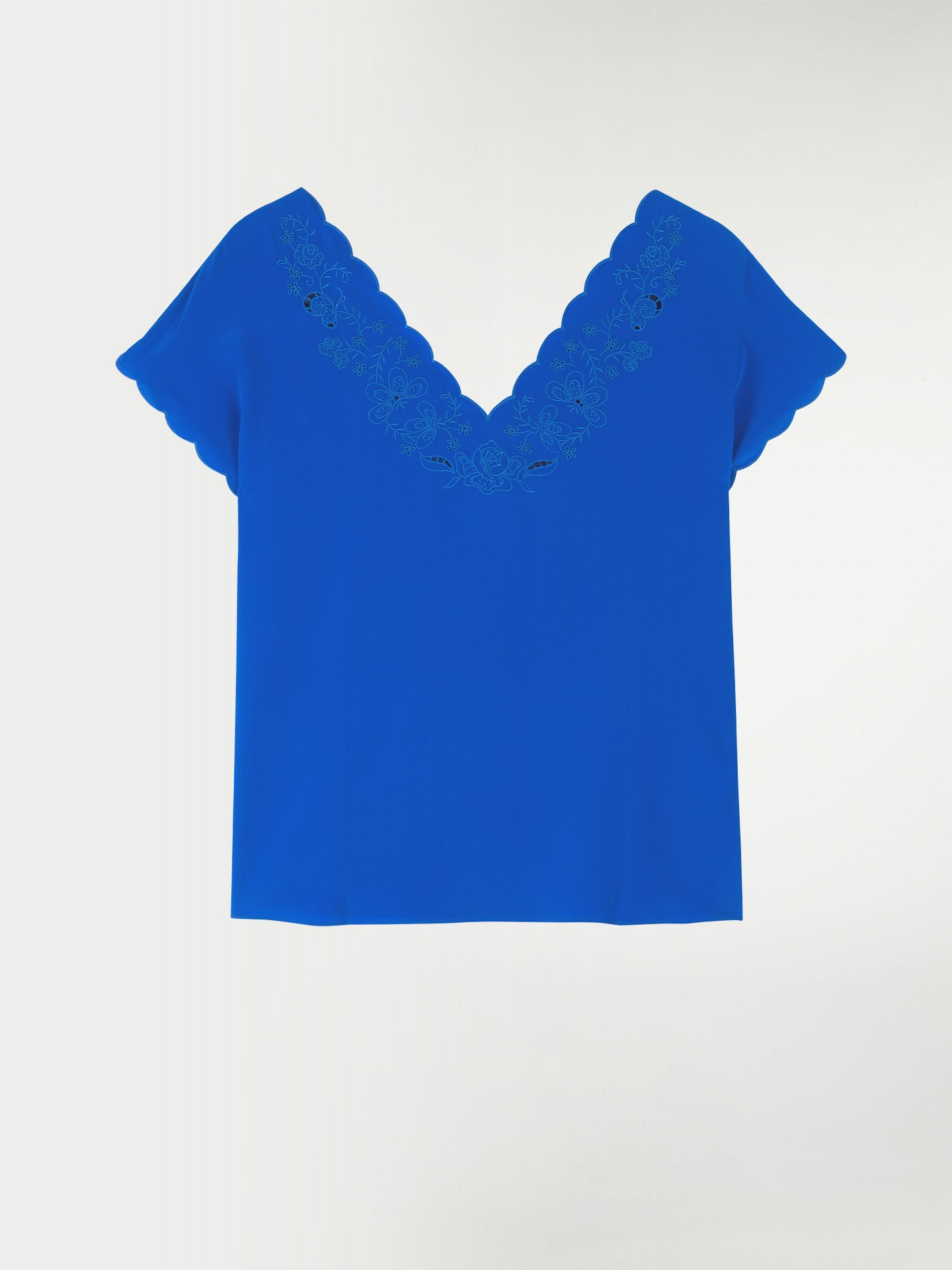 Top Tahiti Cobalt