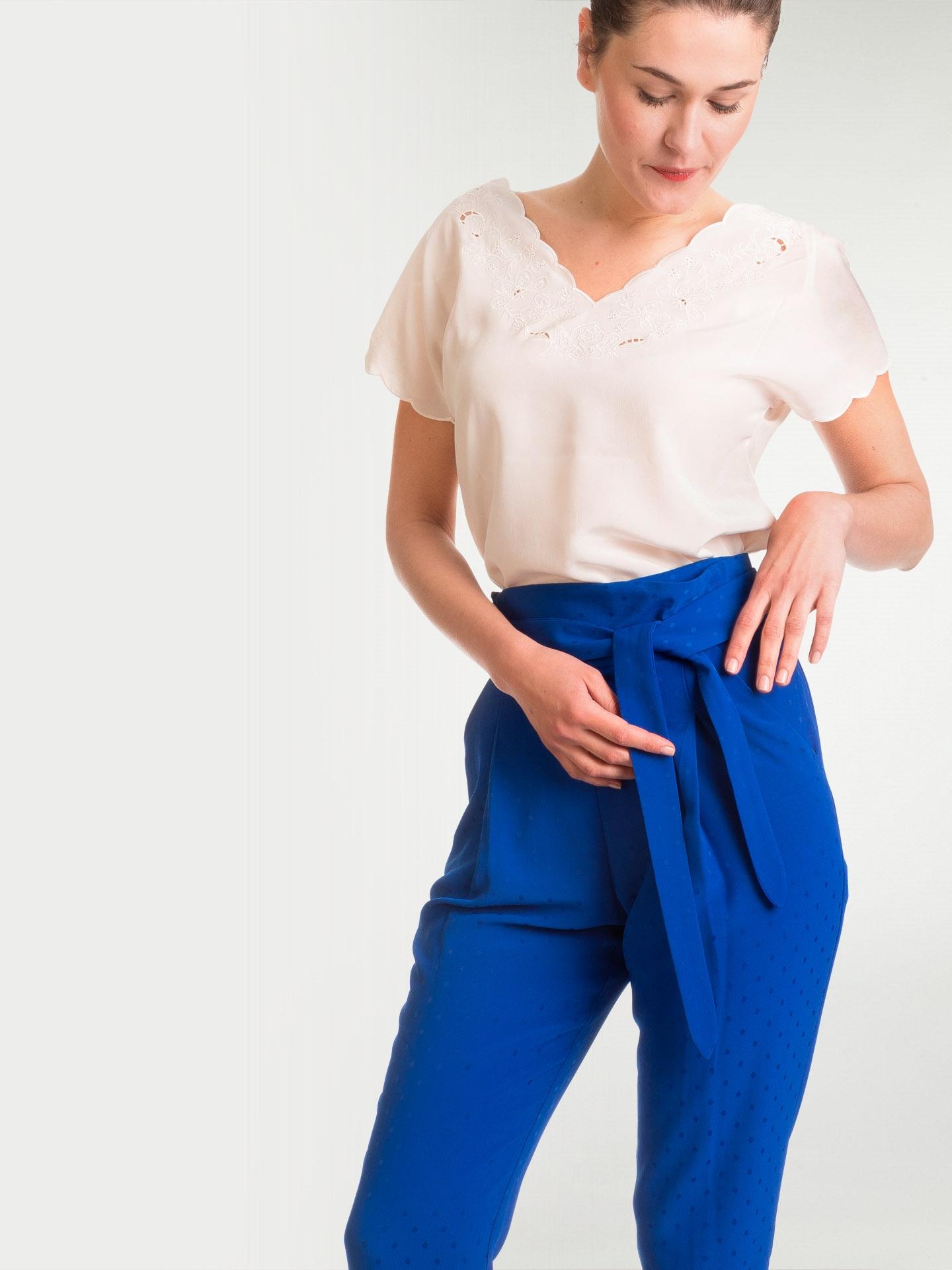 Pantalon Tyles Cobalt