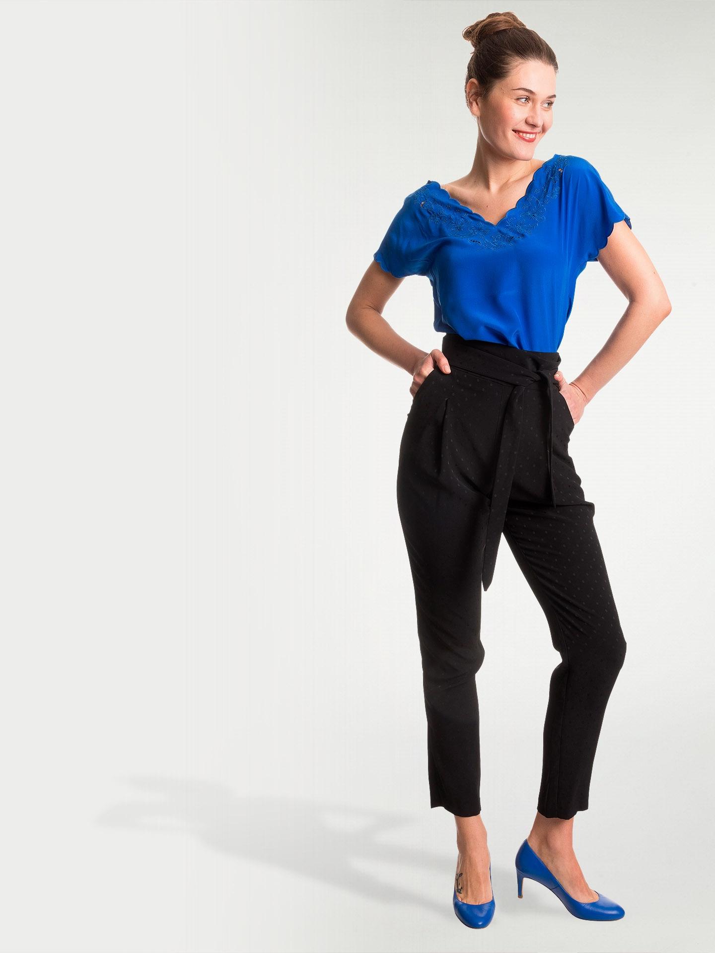 Pantalon Tyles Noir