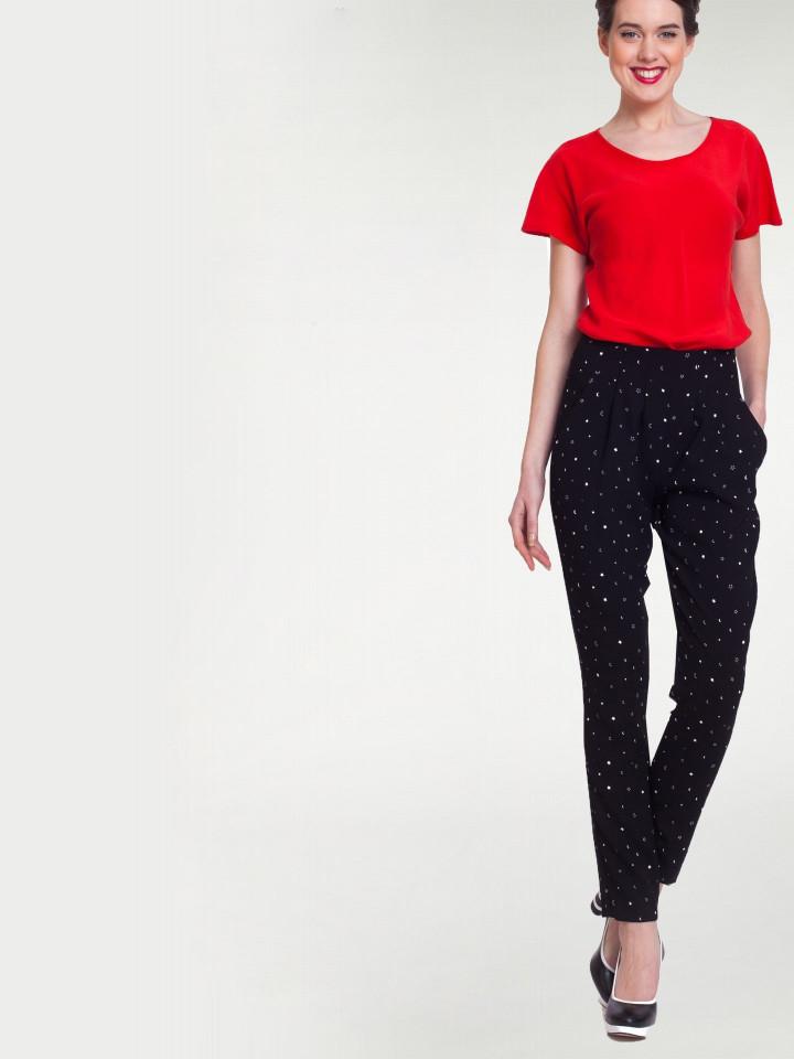 Pantalon Kahmen LUNE/ETOILE