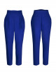 Pantalon Zigzag bleu