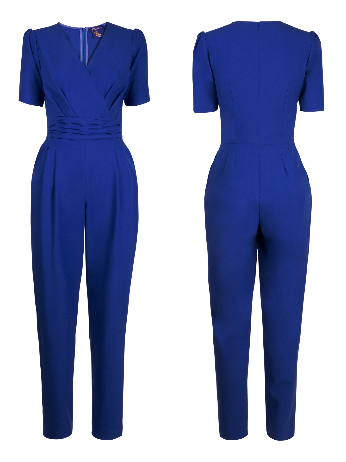 Combinaison Zaya bleu