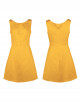 Robe Zixties jaune