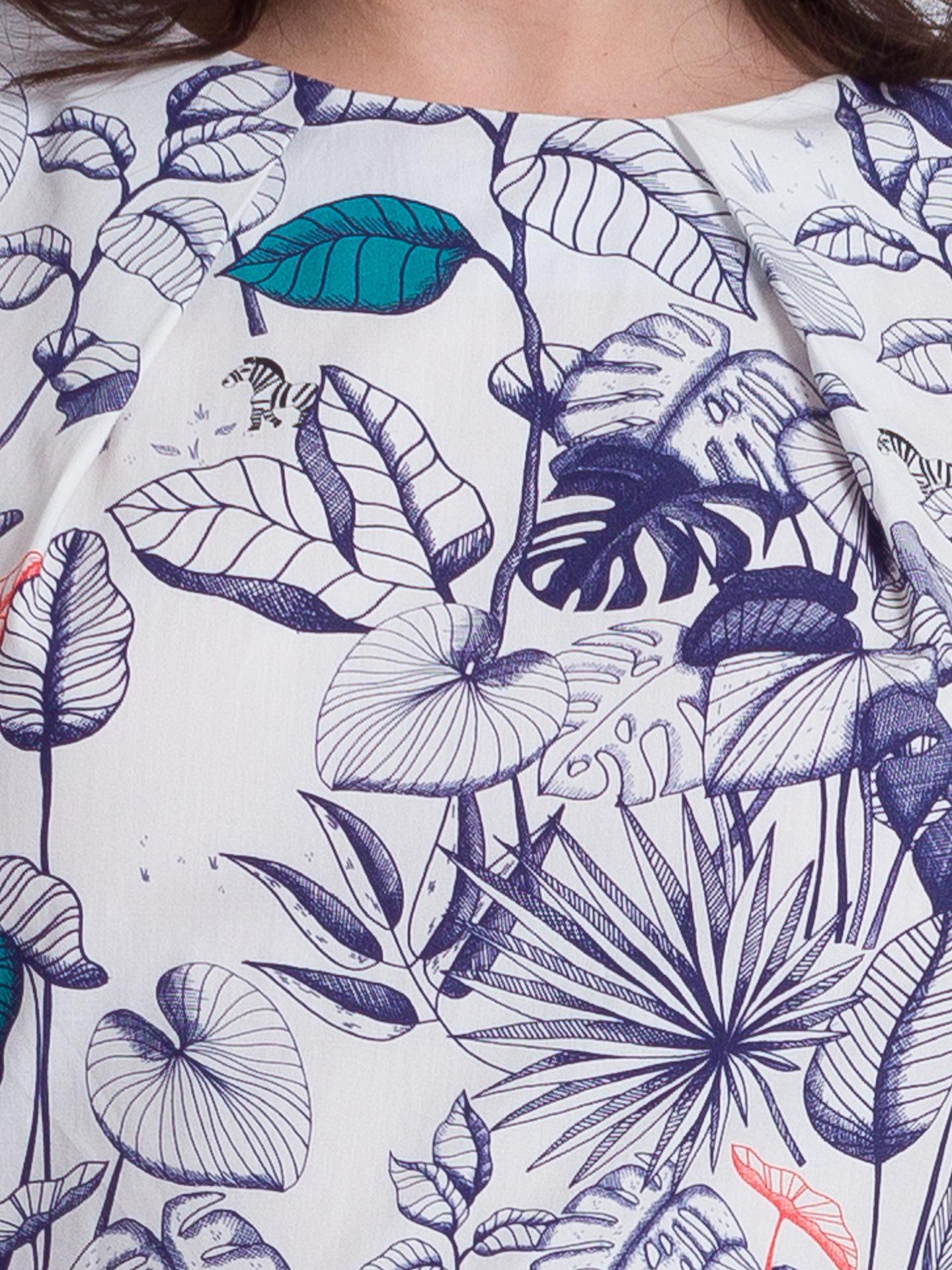Robe Barrette Tropical