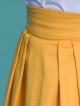 Jupe Zen jaune
