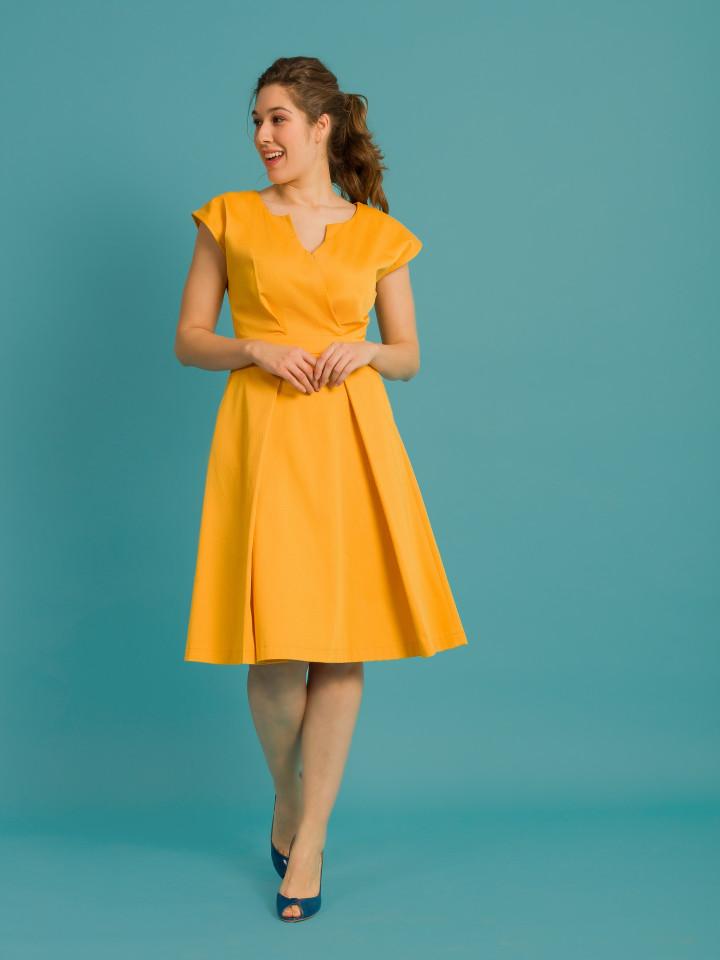 Robe Zelande jaune