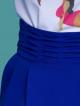 Jupe Zapper bleu