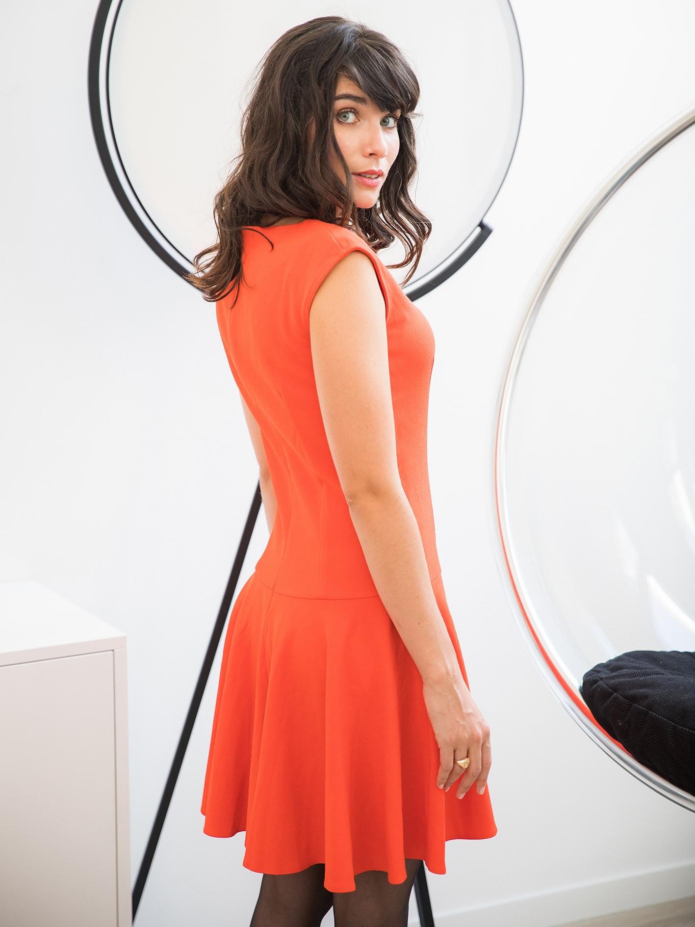 Robe Samantha Clémentine