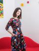 Robe Claire Redbirds