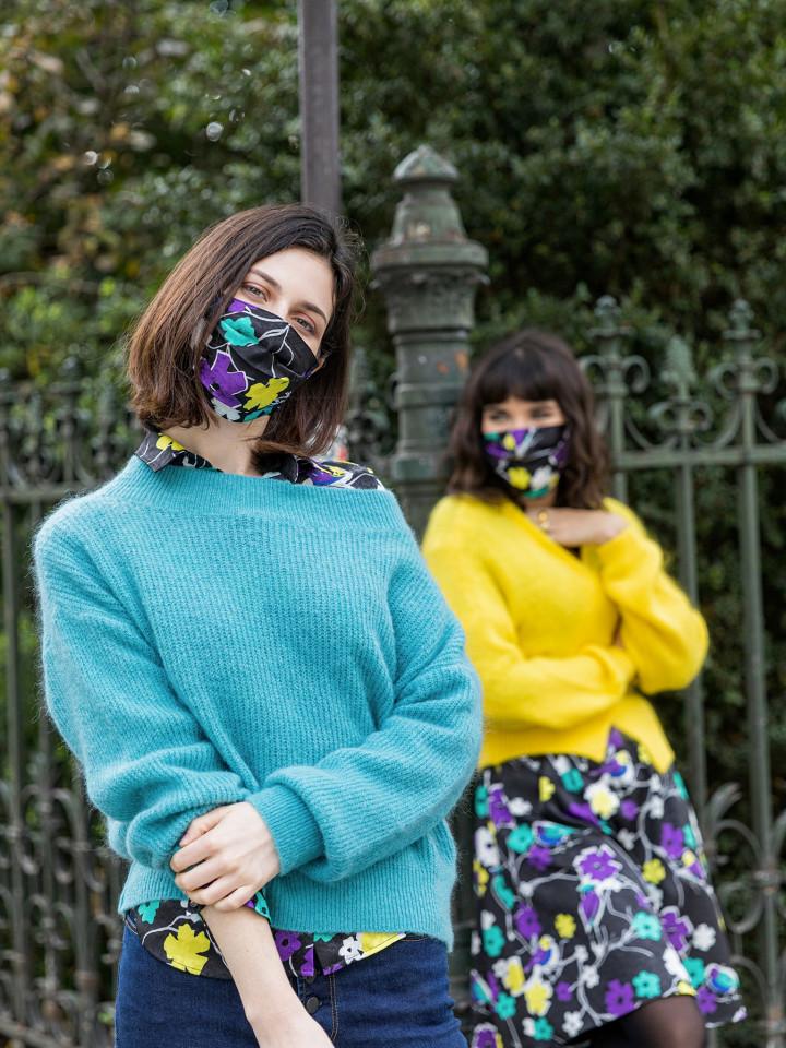 Masque Purplebirds
