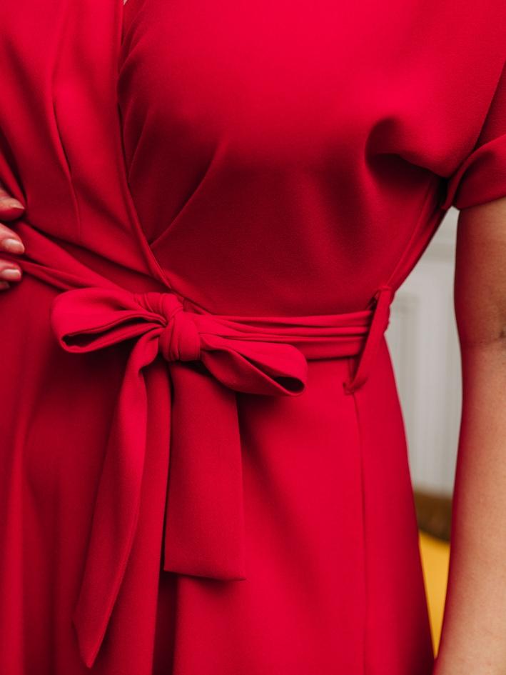 Robe Dorika Red