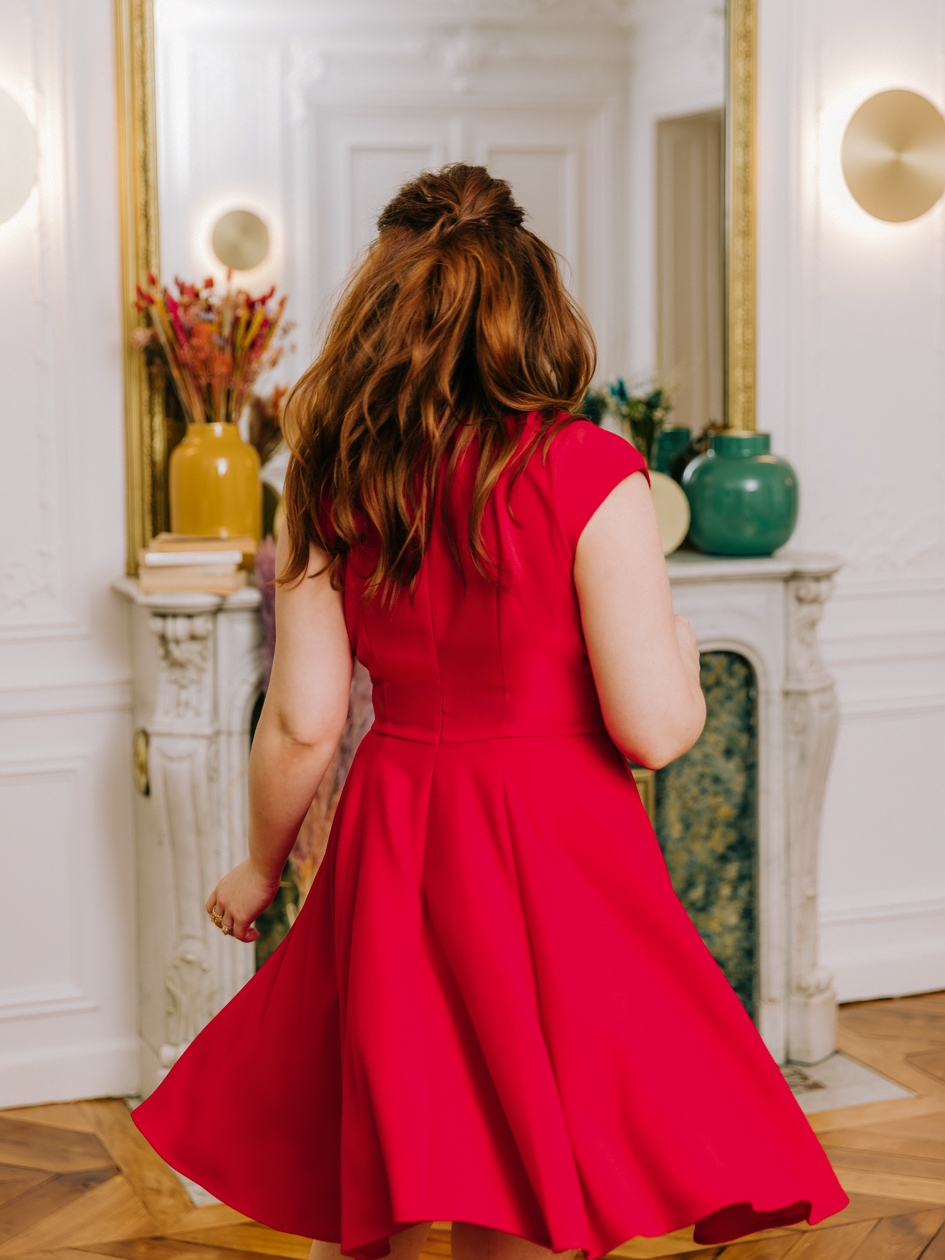 Robe Zoe Red