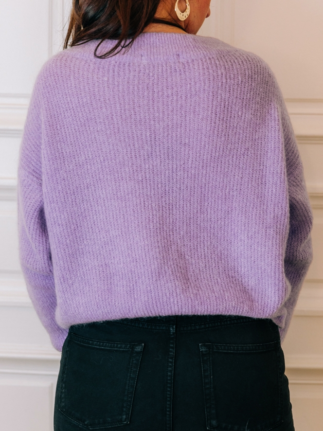 Pull Cancan Lila