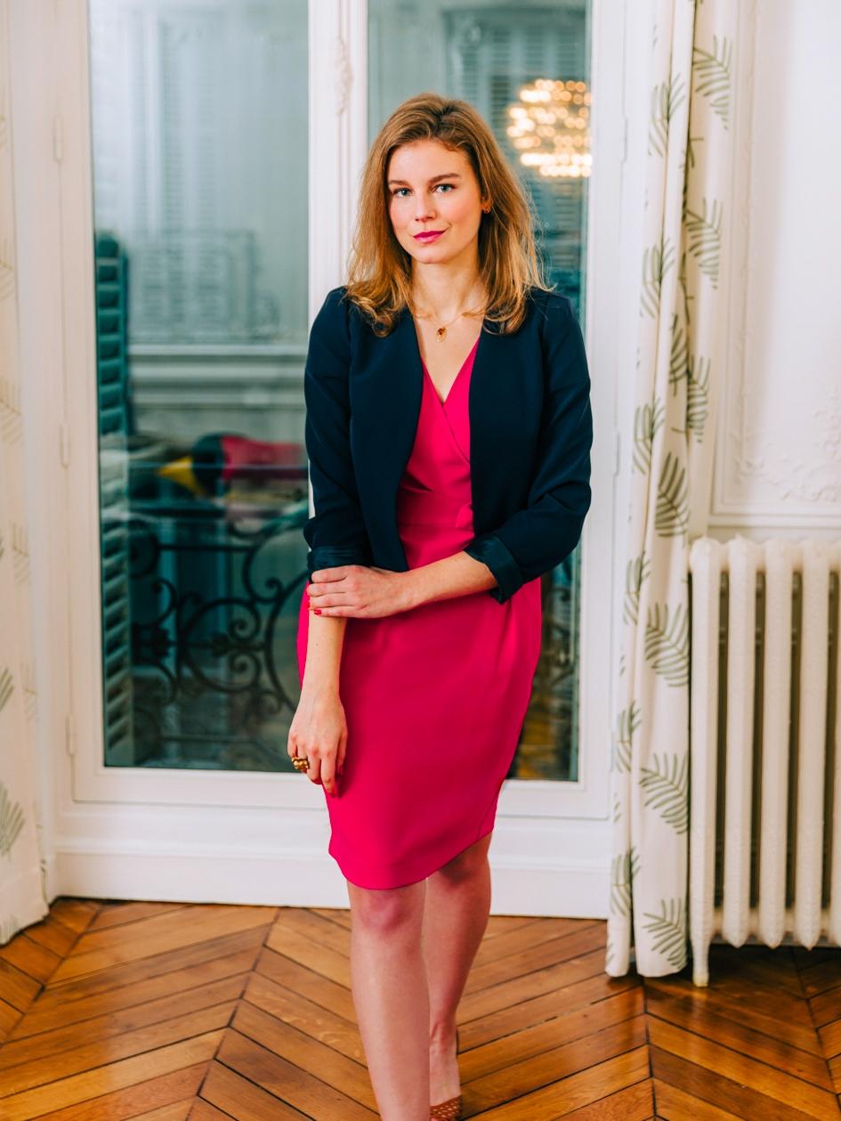Robe Donna Pink