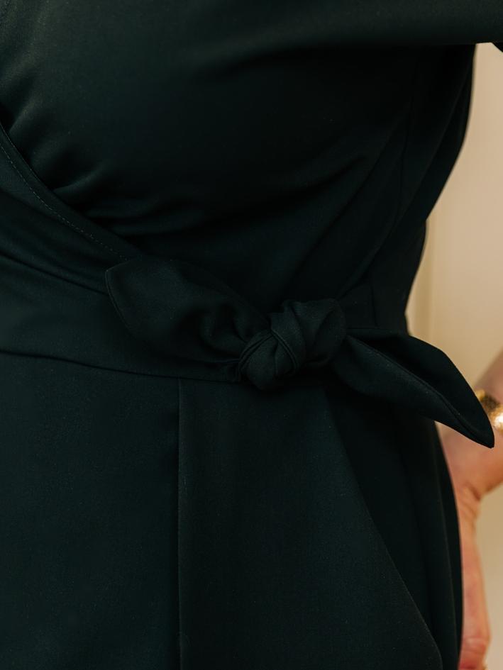 Robe Donna Black