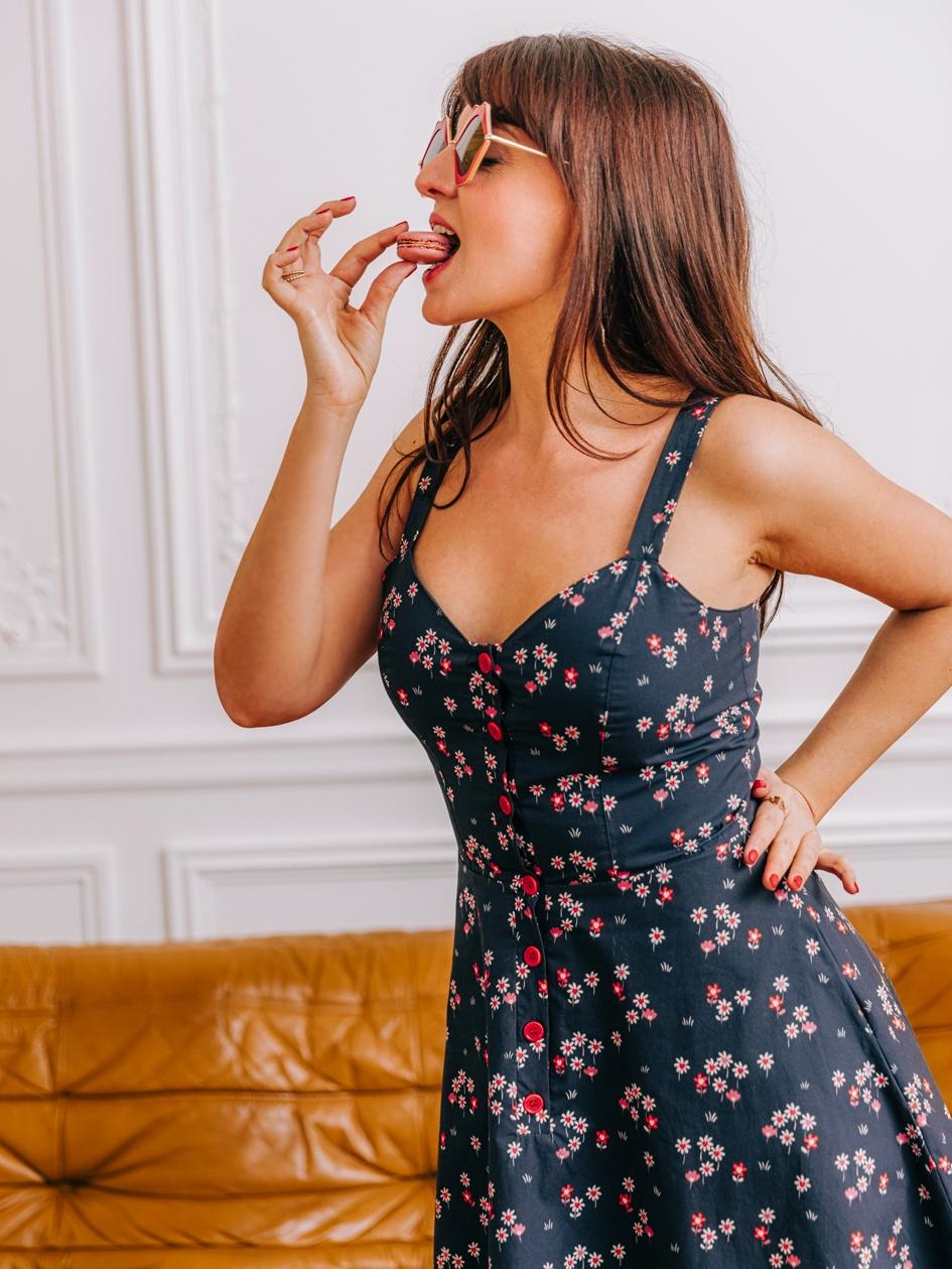 Robe Biche Kissme