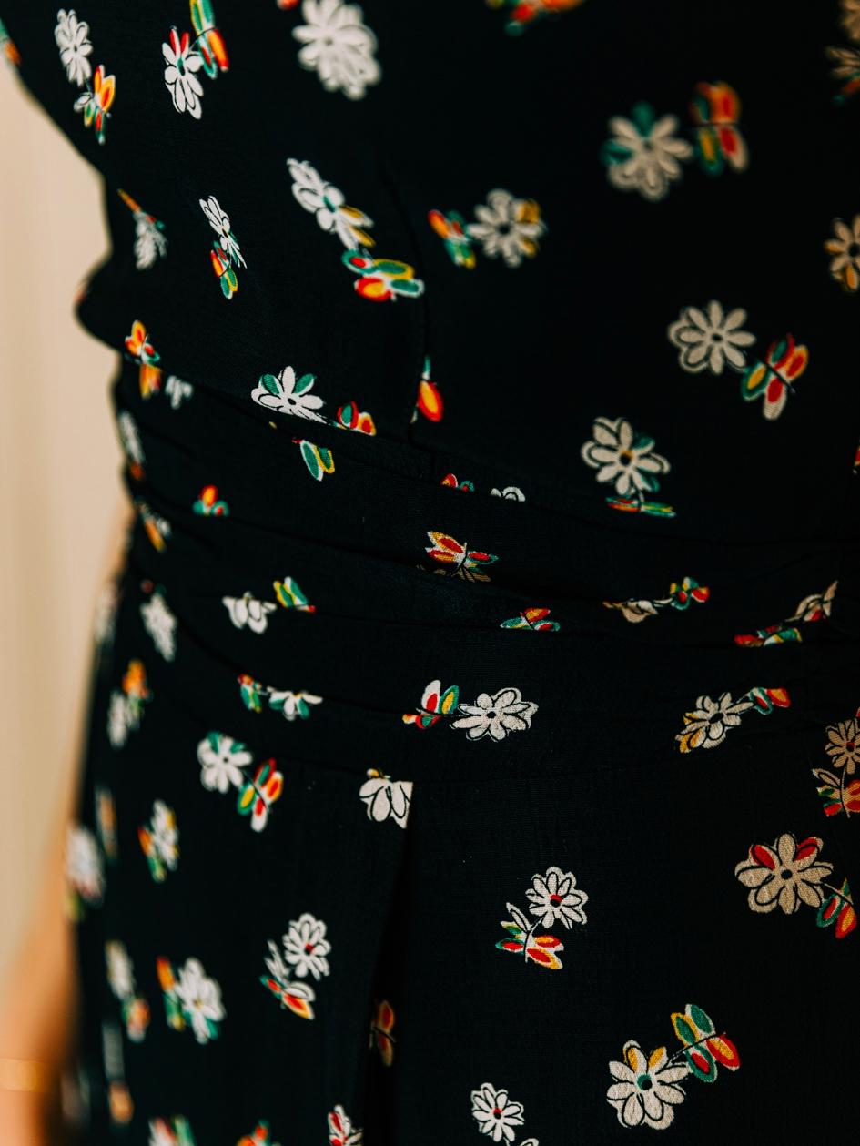 Robe Zest fleuri