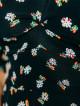 Robe Zephir fleuri