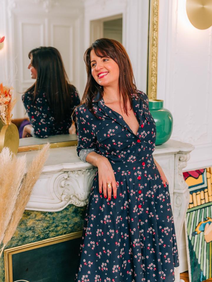 Robe Blanche Kissme