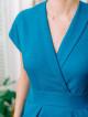 Robe Apollo Bleu M