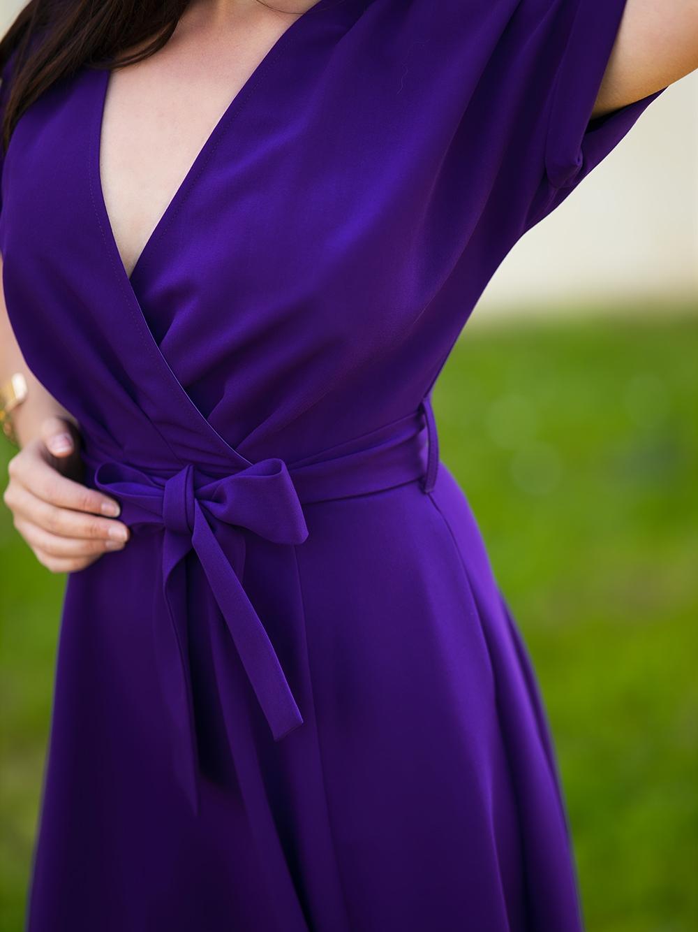 Robe Dorika Ultraviolet