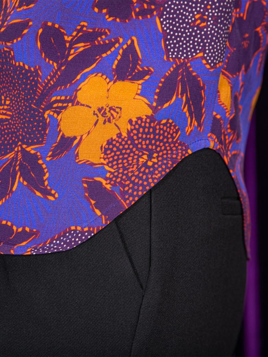 Blouse Era Batik Flower