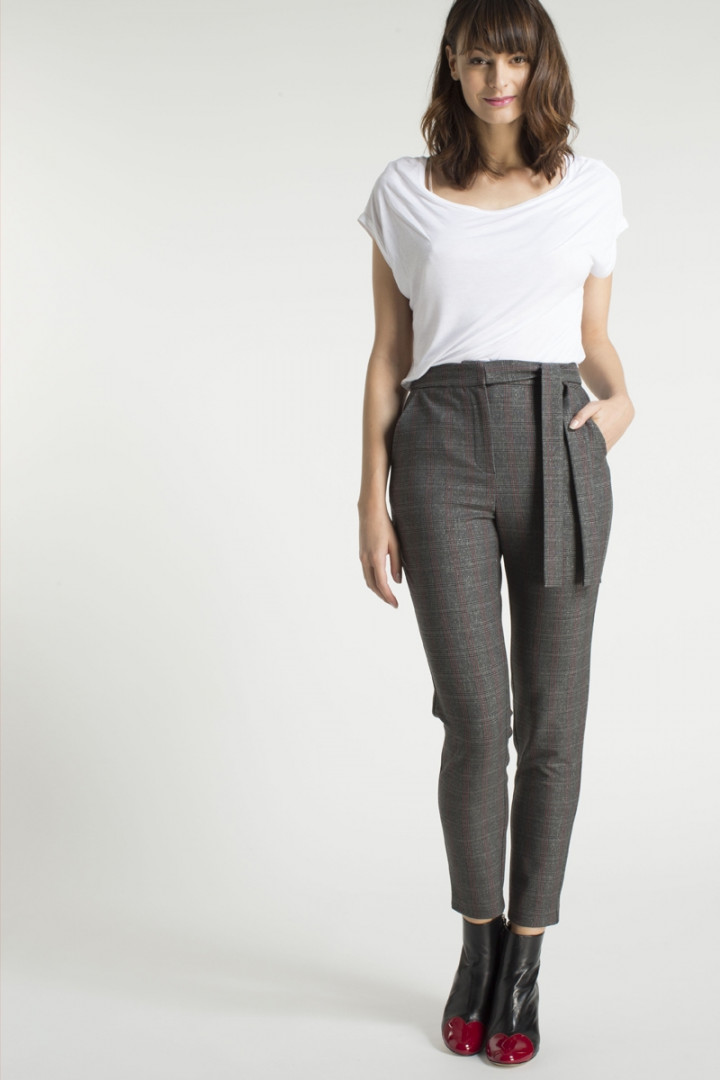 Pantalon Suzon Prince De Galle